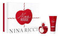 Nina Ricci Nina Rouge Eau de Toilette 50Ml Set