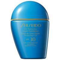 Shiseido Sun Care Prot. Liquid Med.Beige Sp60