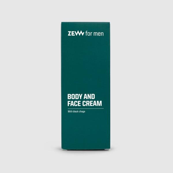 Zew for Men - Creme Face e Corpo B.Chaga -