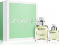 Calvin Klein Eternity For Men Eau de Toilette Spray 100Ml Set