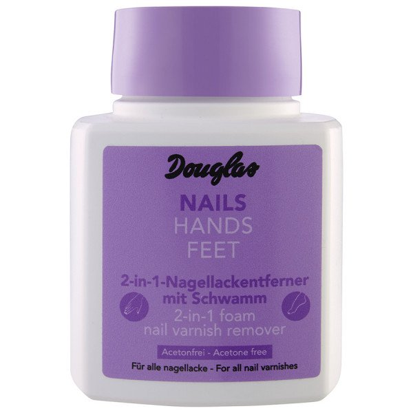 Douglas Nails Hands Feet - Express Nail Polish Remover -