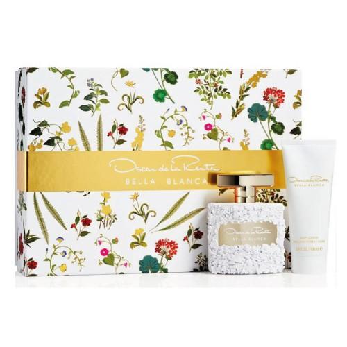 Oscar de la Renta - Bella Blanca Eau de Parfum 50Ml Set -