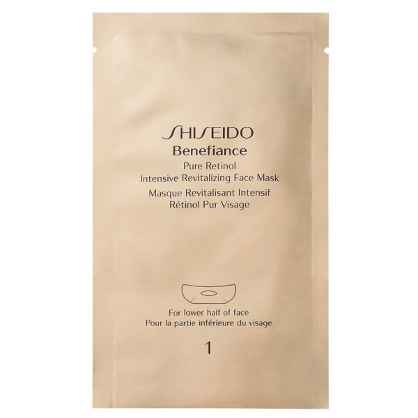 Shiseido - Pure Retinol Intensive Revitalizing Face Mask -