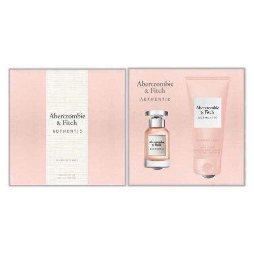 Abercrombie & Fitch - Authentic Women Eau de Parfum 50Ml Set -