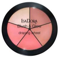 ISADORA Blush&Glow Peachy Rose Pop