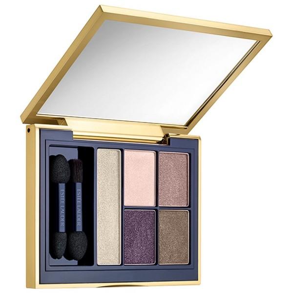 Estée Lauder - Pure Color Envy Sculpting EyeShadow 5-Color Palette - Currant Desire