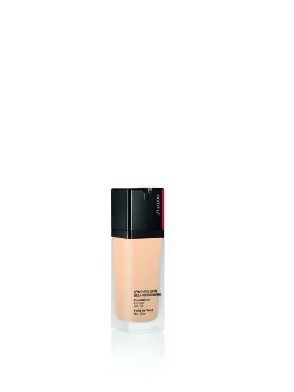 Shiseido - Synchro Skin Lasting Refreshing Foundation -  210