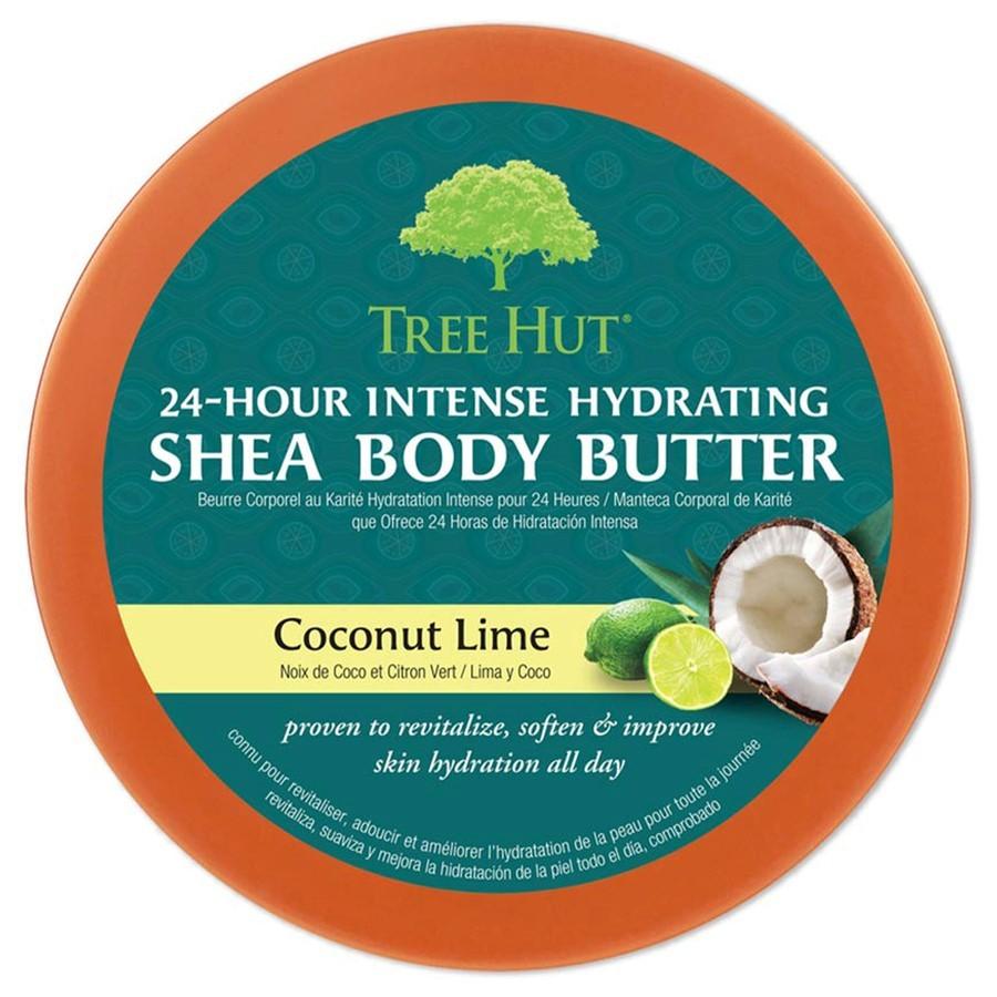 Tree Hut - Shea Butter Coconut Lime -