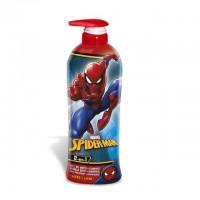 Disney Spiderman Gel De Duche