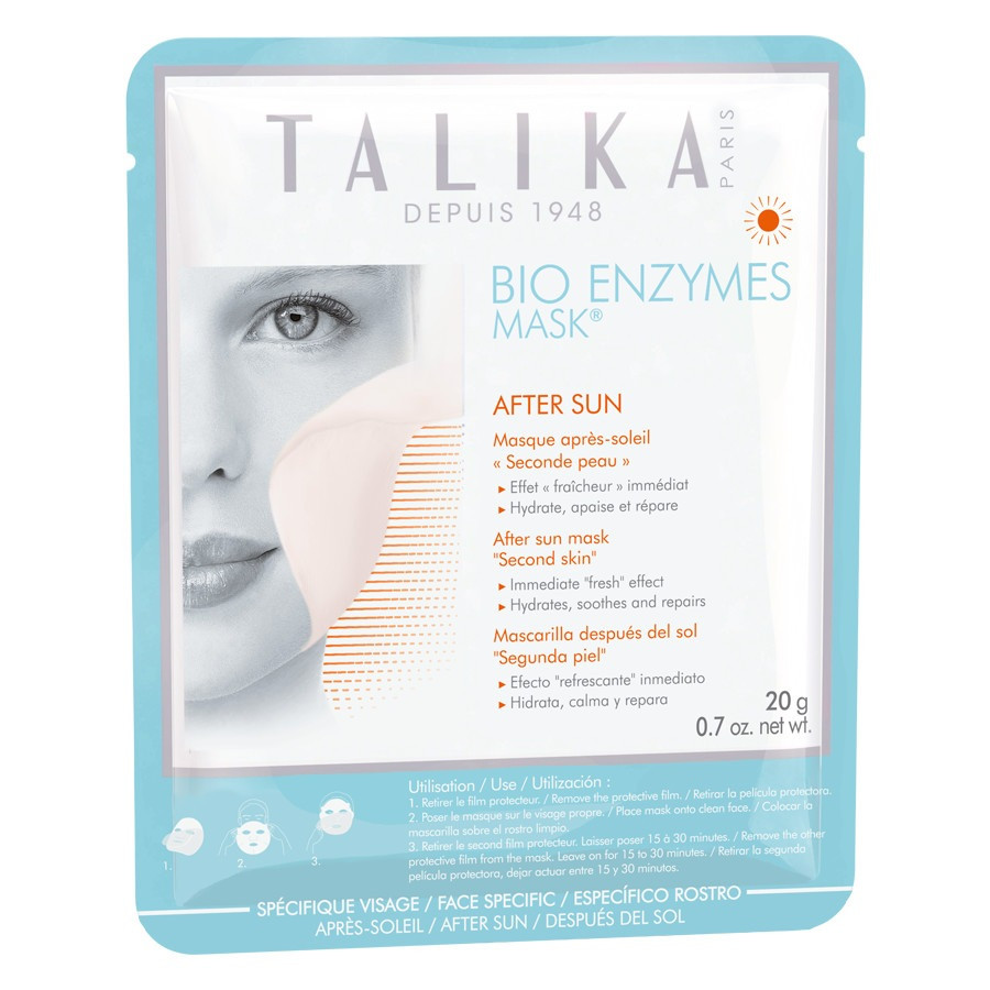 Talika - Bio Enzymes Mask After-Sun -