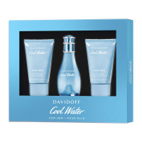 Davidoff Cool Water Woman Eau de Toilette 30Ml Set