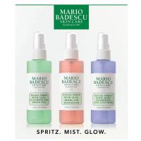 Mario Badescu Face Spa Spritz Mist Glow Set