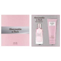 Abercrombie & Fitch First Instinct Woman Eau de Parfum 50Ml Set