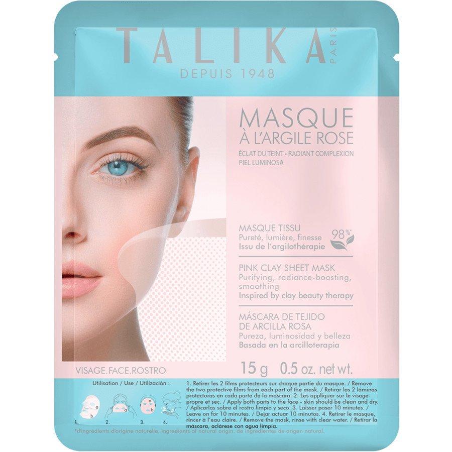 Talika - Specials Face Pink Clay Sheet Mask -