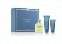 Dolce&Gabbana Light Blue Homme Eau de Toilette 125Ml Set