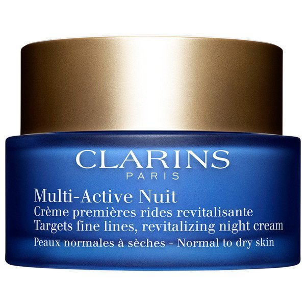 Clarins - Multi Active Nuit Creme Antioxydante Ps -