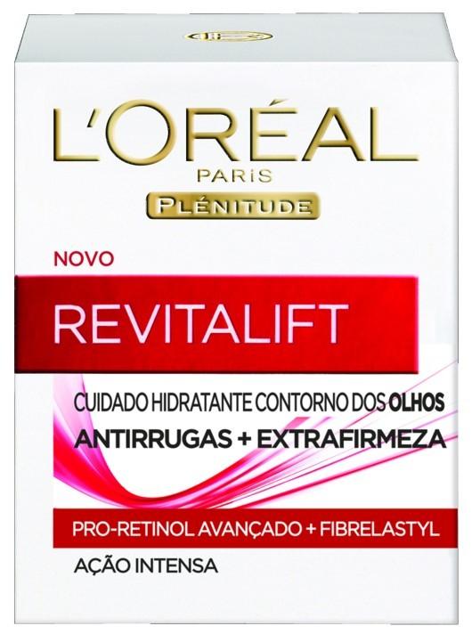 L'Oréal Paris - Revitalift Clássico Creme Olhos -