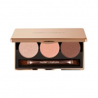 Nude By Nature Natural Illusion Eye Trio