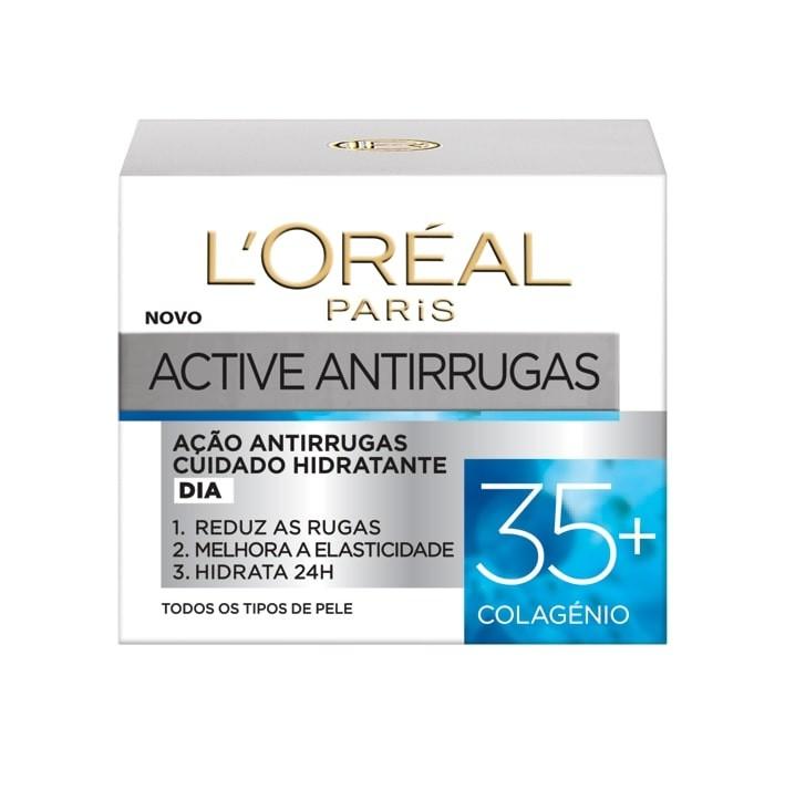 L'Oréal Paris - Age Perfect Active Antirrugas Dia 35+ -