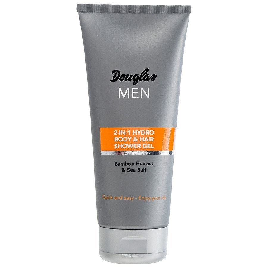 Douglas Men - 2-In-1 Hydro Body+Hair Sho.Gel -