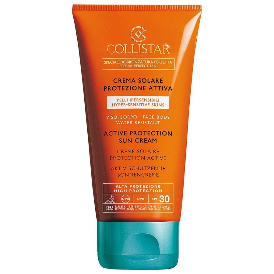 Collistar - Sun Cream Face+Body Spf30 -