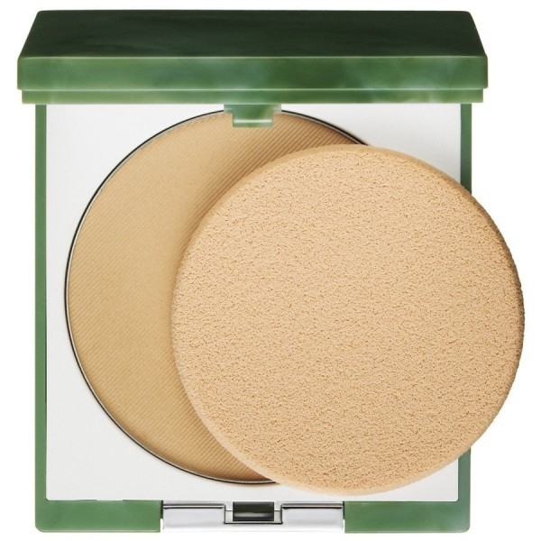 Clinique - Stay-Matte Sheer Pressed Powder - 3- Beige