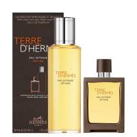 HERMÈS Terre D'Hermes Intense Vetiver Eau de Parfum Refill Set