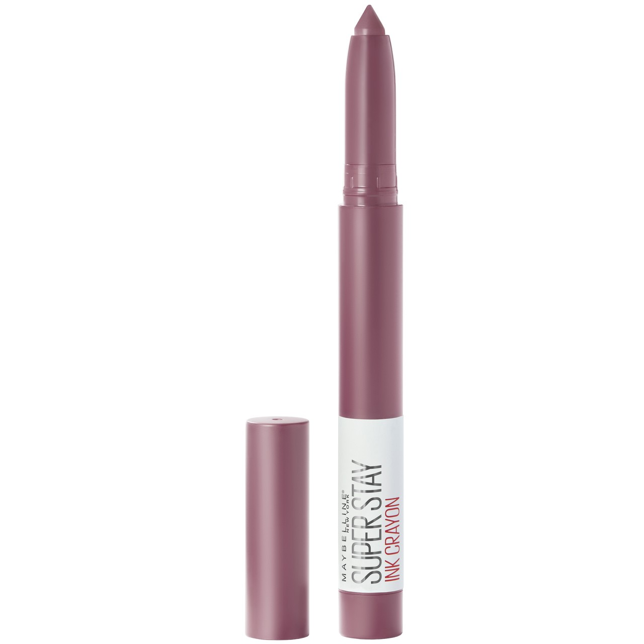 Maybelline - Batom Superstay Ink Crayon -  25 - Stay Exceptional