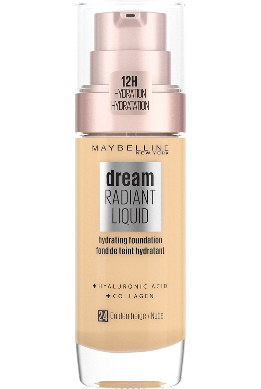 Maybelline - Base Dream Radiant -  24 - Gold