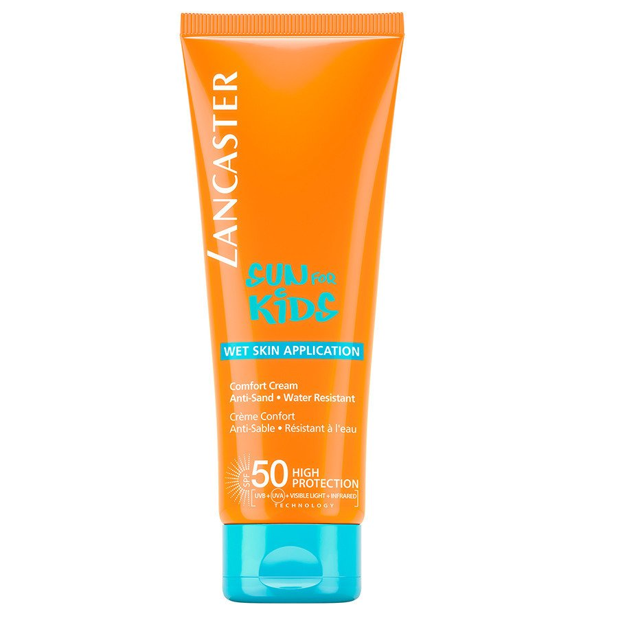 Lancaster - Sun Kids Comfort Cream SPF50 -