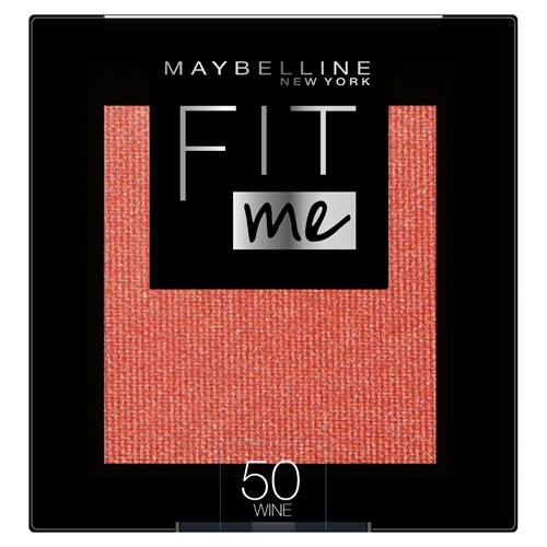 Maybelline - Blush Fit Me -  50 - Wine