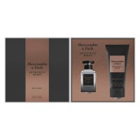 Abercrombie & Fitch Authentic Night Men Eau de Toilette 50Ml Set