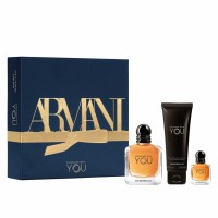 Giorgio Armani Stronger With You Eau de Toilette 50Ml Set