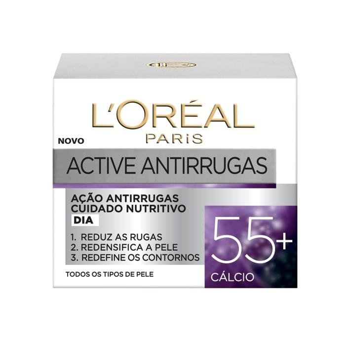 L'Oréal Paris - Age Perfect Active Antirrugas Dia 55+ -