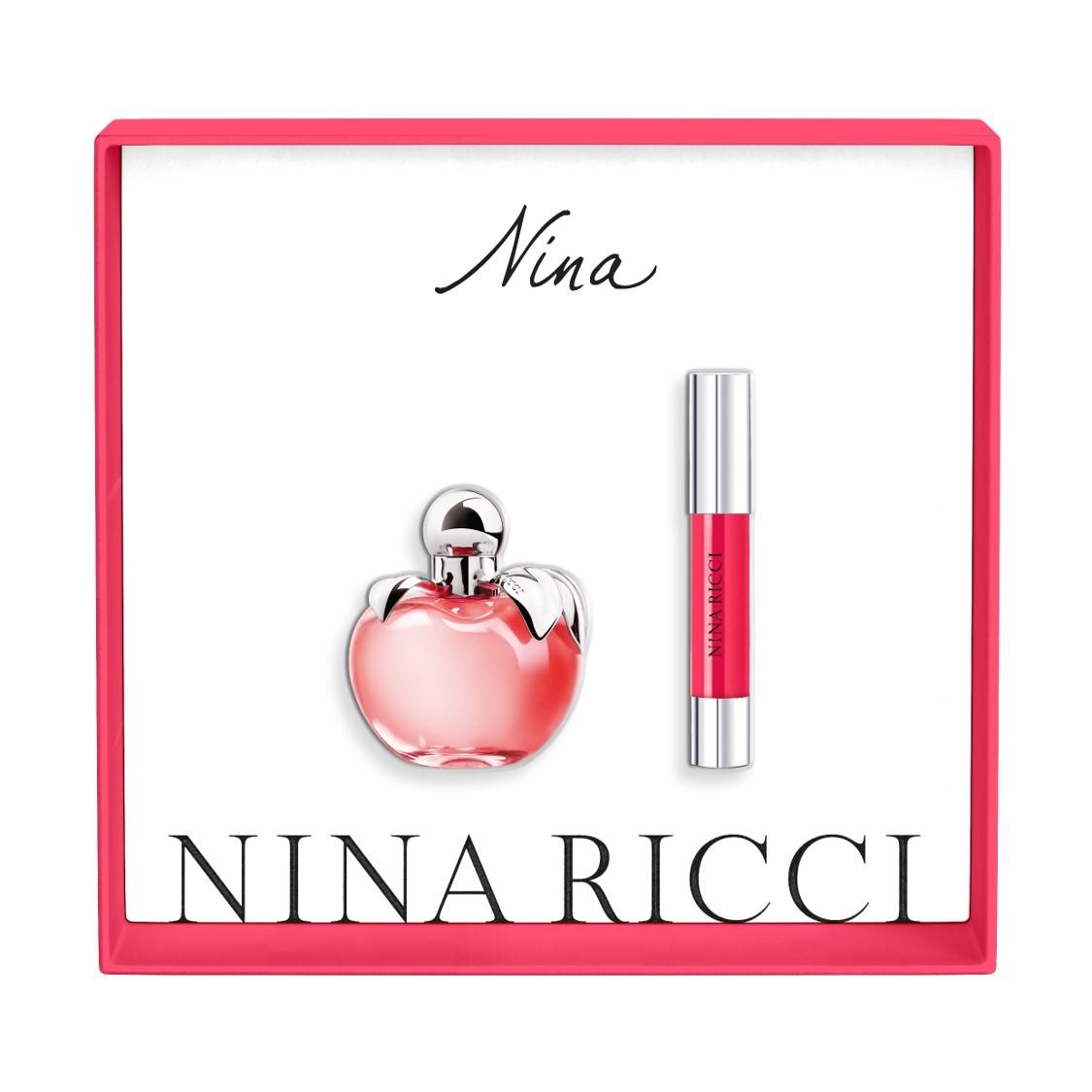 Nina Ricci - Nina Eau de Toilette 50Ml Set -