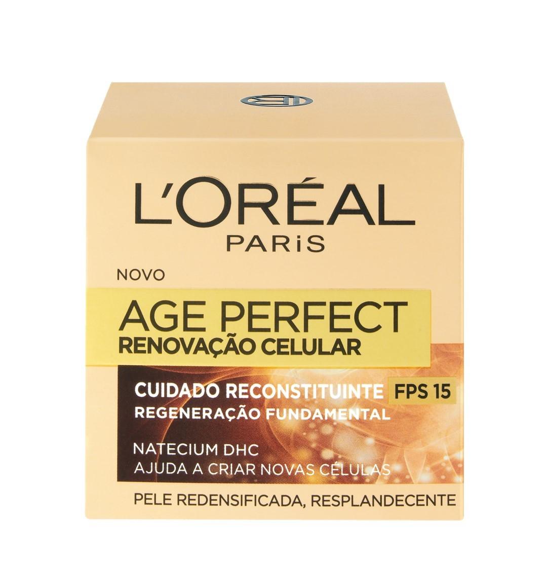 L'Oréal Paris - Age Perfect Celular Renovation Creme Dia -