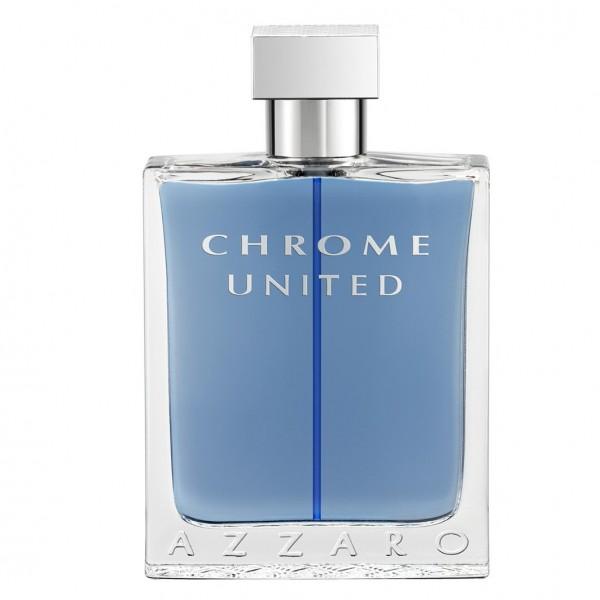 Azzaro - Chrome United Eau de Toilette - 100 ml