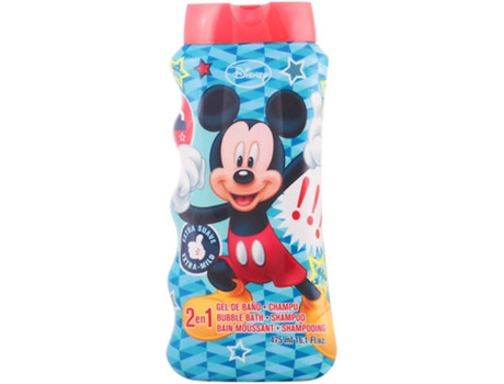 Disney - Mickey Gel-Shampoo 2In1 -