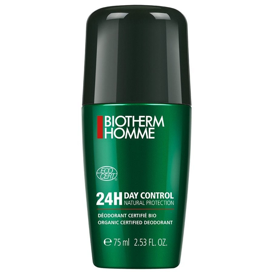 Biotherm Homme - Desodorizante Day Control Natural Protect Roll On -