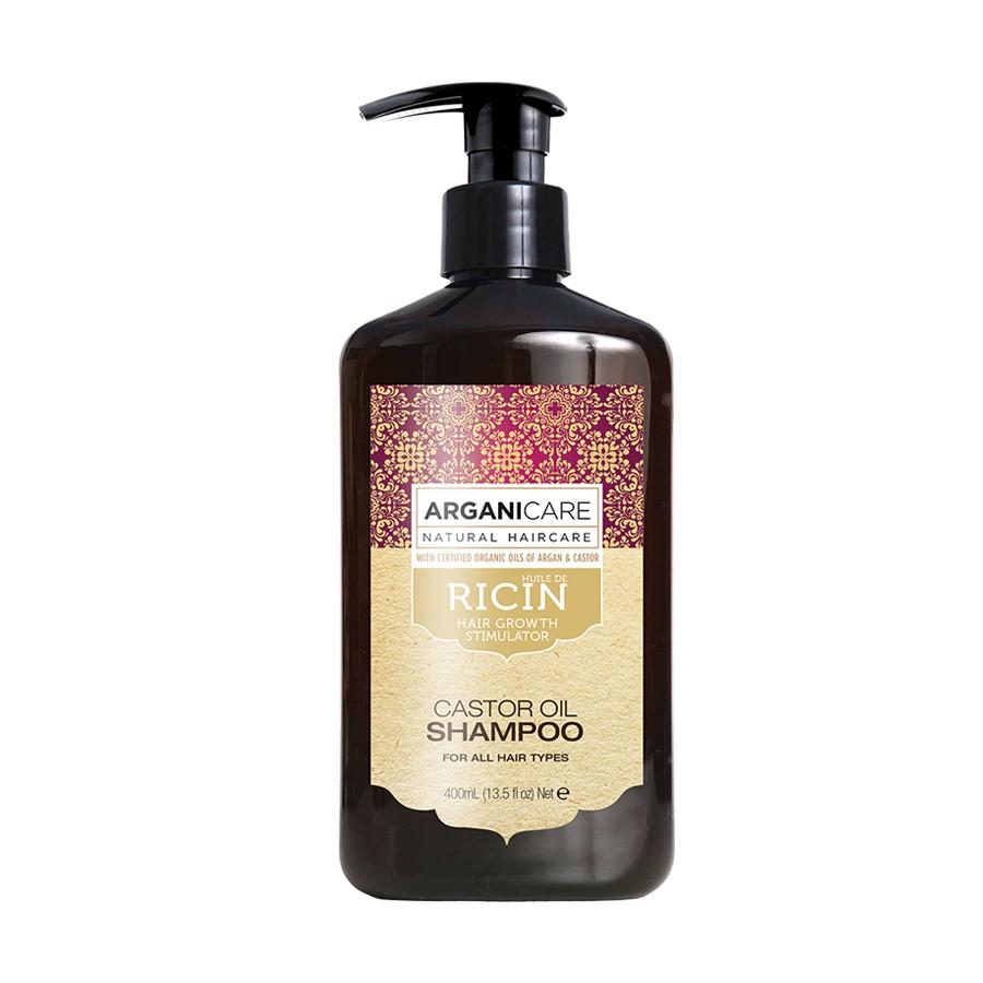 Arganicare - Castor Oil Shampoo Hair Grow -