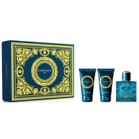 Versace Eros Eau de Toilette 50Ml Set