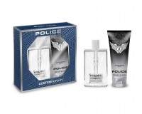 Police Contemporary Eau de Toilette 100Ml Set