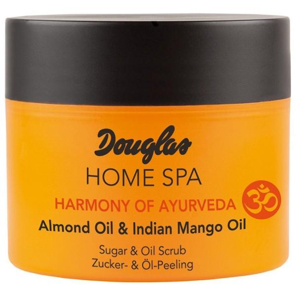 Douglas Home Spa - Harmony of Ayurveda Sugar Oil Scrub -