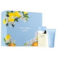 Dolce & Gabbana Light Blue Eau de Toilette Spray 50Ml Set