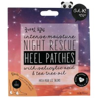 Oh K! Night Rescue Night Rescue Heel Patches