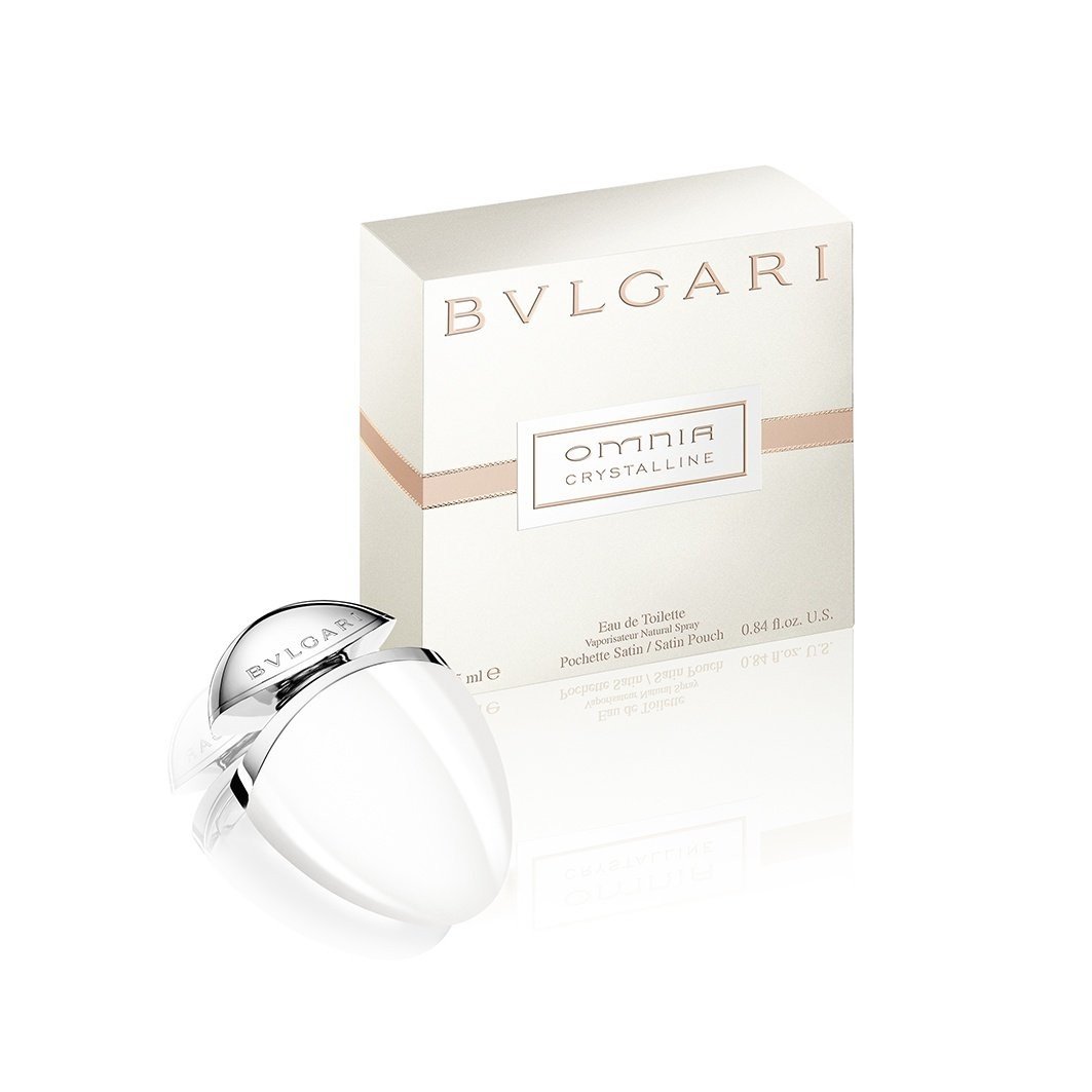 Bvlgari - Omnia Crystalline Eau De Toilette - 25 ml