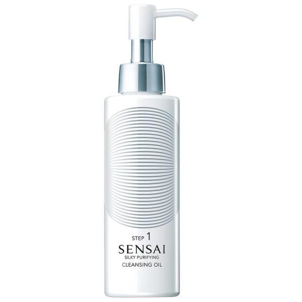 SENSAI - Silky Purifying Cleansing Oil -