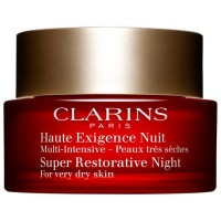 Clarins Super Restorative Night For Very Dry Skin