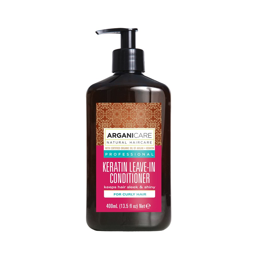 Arganicare - Leave In Conditioner Curly Hair -
