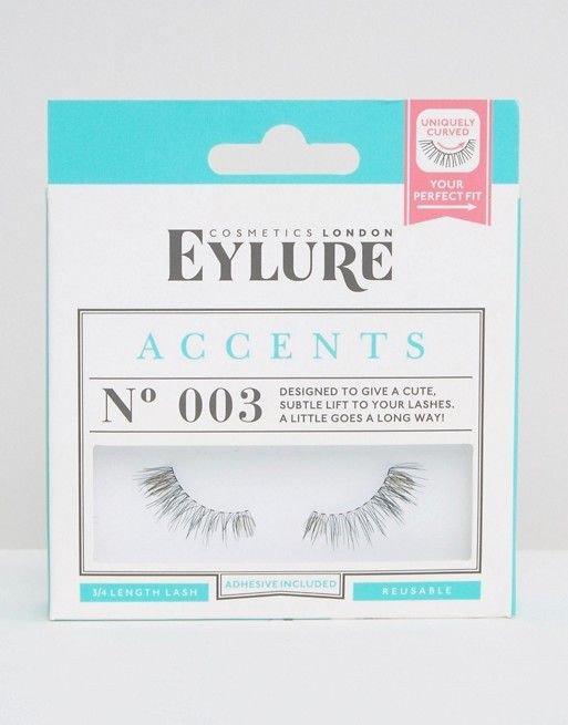 Eylure - Pestanas Artificiais Accents 003 -